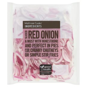 Cooks' Ingredients red onion sliced