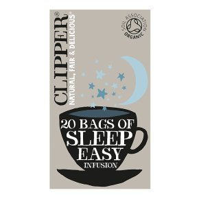 Clipper Organic Sleep Easy Tea - 20 Bags