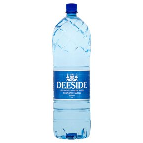 Deeside natural mineral still water