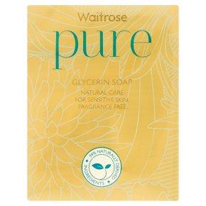 Waitrose glycerine pure soap
