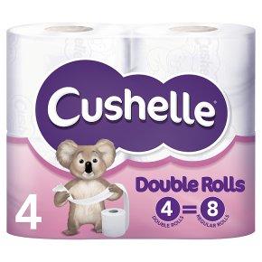 Cushelle roll white