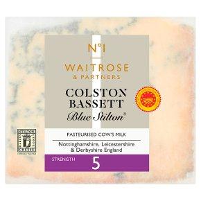 Waitrose 1 Colston Bassett Blue Stilton cheese