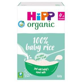 Hipp org baby rice 160g