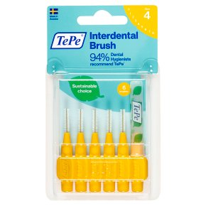 TePe interdental brush 0.7mm