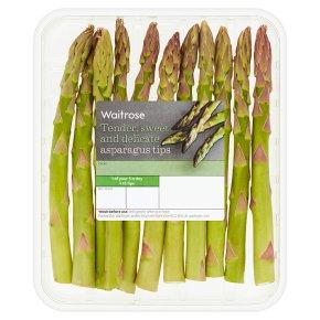 Waitrose asparagus tips