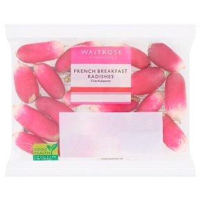 Waitrose French breakfast radishes