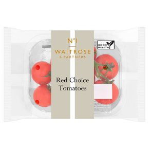 Waitrose 1 red choice tomatoes