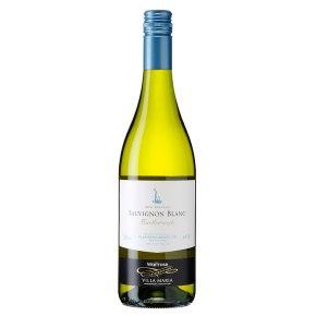 Waitrose, Villa Maria, Sauvignon Blanc, New Zealand, White Wine