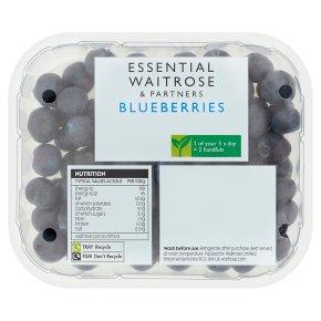 essential Waitrose Blueberries