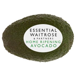 essential Waitrose Home Ripening Salad Avocado