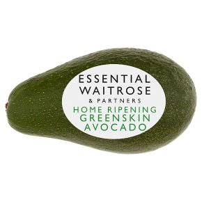 essential Waitrose home ripening large avocado