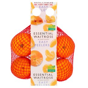 essential Waitrose Easy Peelers Sweet Mandarins
