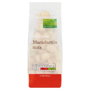 Waitrose Macadamia Nuts
