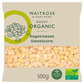Duchy Organic Sweetcorn