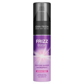 Frizz-ease firm hold hairspray