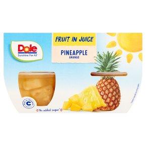 Dole Pineapple (in juice)