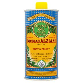Alziari extra virgin olive oil
