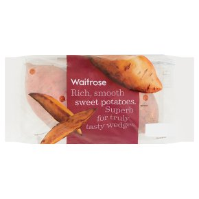Waitrose Sweet Potato