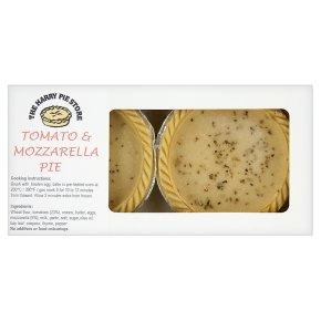 The Harry Pie Store tomato & mozarella pie