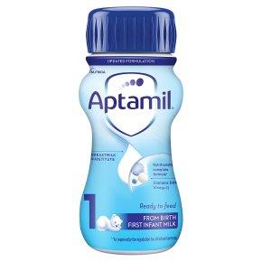 Aptamil 1 First Milk Ready to Feed