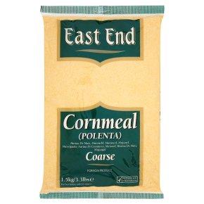 East End cornmeal coarse