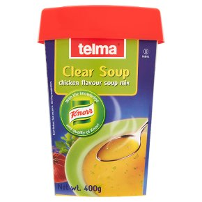 Telma clear soup mix chicken flavour