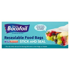 Baco bags sandwich press'n'seal
