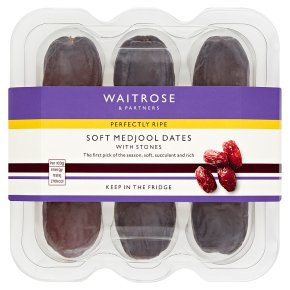 Waitrose LOVE Life Perfectly Ripe Medjool dates
