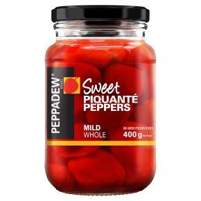 Peppadew piquanté peppers whole & sweet mild