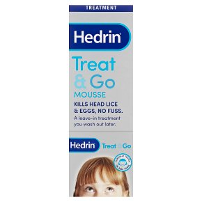 Hedrin Treat & Go Mousse