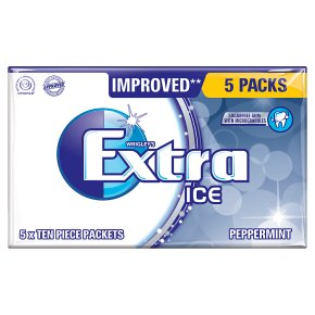 Wrigley's Extra Ice