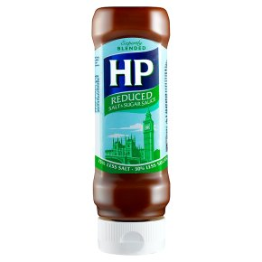 HP reduced salt & sugar sauce