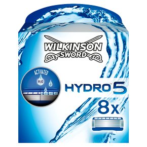 Wilkinson Sword, hydro 5 cartridges