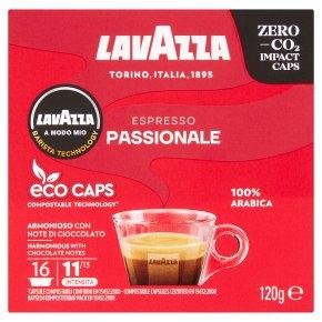 Lavazza A Modo Mio Passionale Coffee Capsules X16