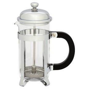 Waitrose stainless steel 3 cup cafetiere