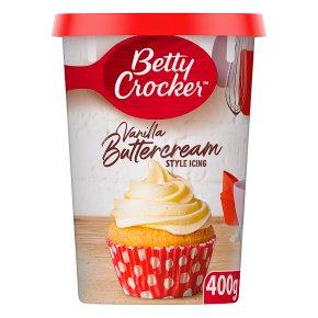 Betty Crocker Vanilla Buttercream Style Icing