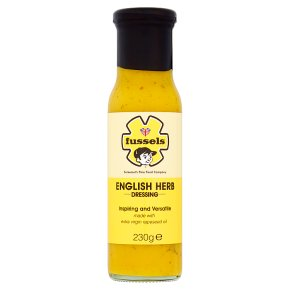 Fussels English herb dressing