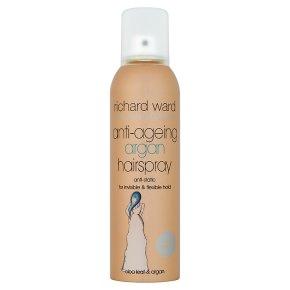 Richard Ward argan hairspray