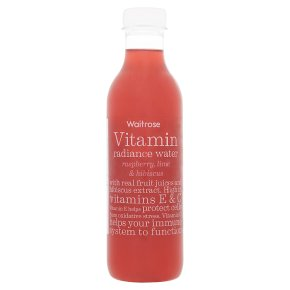 Waitrose Vitamin Radiance Water