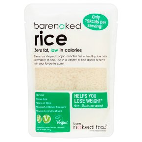 Barenaked Rice