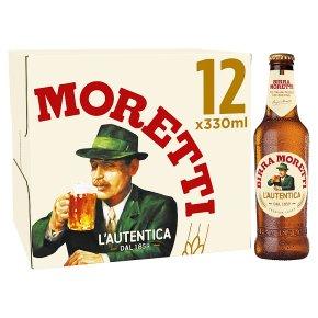 Birra Moretti Italy