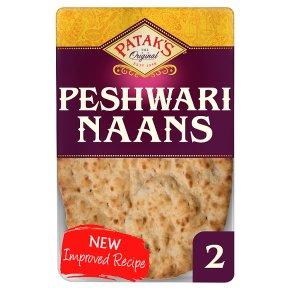 Patak's Peshwari Naan Breads