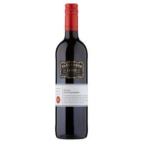 Blackburn & James Shiraz Californian Red Wine