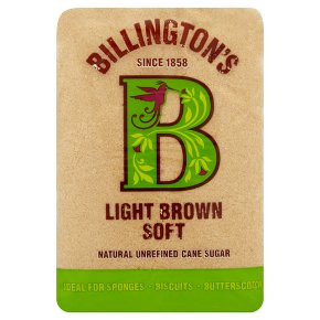 Billngton's Light Brown Soft Sugar