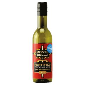 Monte Bello Fortified Cooking Wine