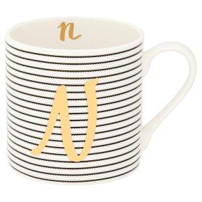 Waitrose 'N' Bone China Mug