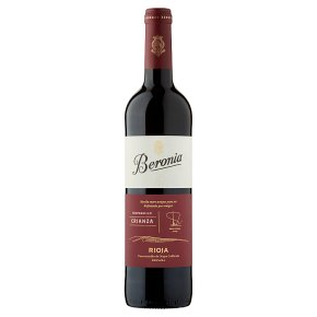 Beronia Rioja Crianza, Spanish, Red Wine
