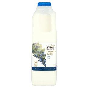 Acorn Dairy whole milk