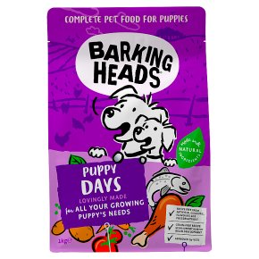 Barking Heads Puppy
