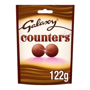 Galaxy counters pouch